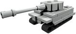 Micro Tiger tank