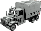 GMC truck Vietnam version with mg turret and closed compartment version 2
