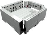 Cargo container for Unimog