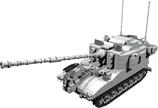 M109 howitzer Paladin