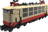 BR103 Standmodell PDF Bauanleitung zum Bau aus LEGO® Steinen