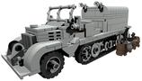 SdKFZ 9 18t Werkstattwagen heavy maintenance truck