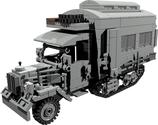 Sd.Kfz 3 Maultier staff transporter Stabswagen