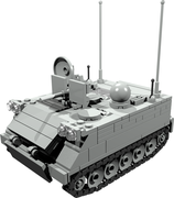 M113A1-B-CP Command vehicle