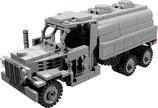 GMC fuel truck
