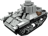 Japanese Typ95 Ha-Go light tank