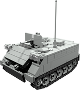 M113 Swat version grey