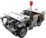 USA army Willy Jeep ambulance