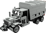 GMC truck Vietnam version with mg turret and closed compartment version 3