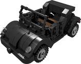Käfer Cabrio Beetle cabrio schwarz black