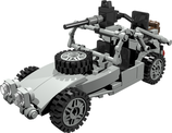 Spezial forces dune buggy with mg
