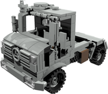 Unimog Container Version wiht MG hatch