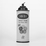 CAN-DLE, Spraycan candle
