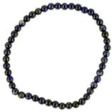Bracelet Lapis Lazuli - élastique - 1 pièce