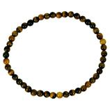 Bracelet oeil de tigre - élastique - 1 pièce
