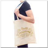 "Cotton Bag ""Messing"""