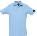 11362 bleu ciel velcro et logo Sauvetage de St-Prex