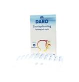 Daro fysiologische zoutoplossing 0,9% (10 flacons á 5 ml.)