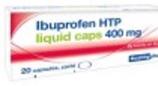 Ibuprofen dragees 400 mg. (20 stuks)