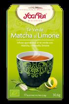 Tè Verde Matcha al Limone