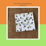 Pochette imperméable Minions