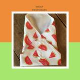 Wrap pasteques