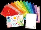 TCカラーポストカード(12枚組)×5組