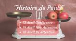 """210412 - Semaine """"Histoire de Poids"""""""