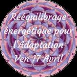 200417 - Soin Rééquilibrage énergétique d'Adaptation pour l'évolution