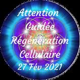 """210227 - Attention Guidée """"Régénération Cellulaire"""""""