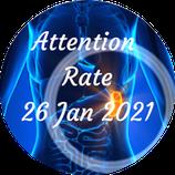 """210126 - Attention """"Rate de Printemps"""""""
