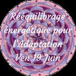 200619 - Soin Rééquilibrage énergétique pour l'Adaptation
