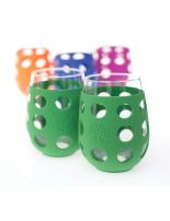 LIFEFACTORY GLASSES 5dl / DUO grün