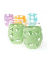 LIFEFACTORY GLASSES / 325ml / DUO mint