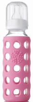 LIFEFACTORY Baby Bottle / Rose