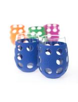 LIFEFACTORY GLASSES 5dl / DUO blau