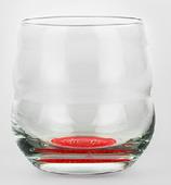 CHAKRA Glas / rot