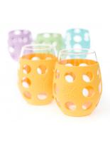 LIFEFACTORY GLASSES / 325ml / DUO gelb