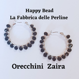 Kit Wire Orecchini Zaira versione Nero