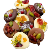 Mendiants 3 chocolats