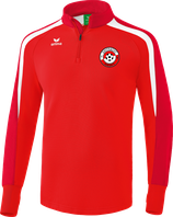 ERIMA Liga 2.0 Trainingstop Fb. rot/weiß (1261806) (FVE)