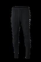 Trainingshose PREMIUM mit Wadeneinsatz 8420-08 (schwarz) (SVK) / 8420D-08 (Damengröße)