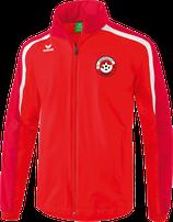 ERIMA Liga 2.0 Allwetterjacke Fb. rot/weiß (1051802) (FVE)