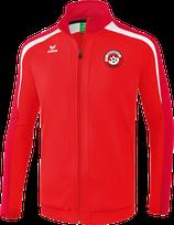 ERIMA Liga Line 2.0 Trainingsjacke Fb. rot/weiß (1031801) (FVE)
