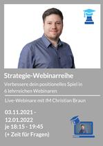 Strategie-Webinarreihe