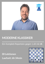 Moderne Klassiker 1.d4 d5