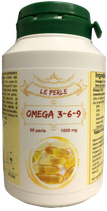 Omega 3 - 6 - 9 - (60 Perle)
