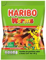 Haribo Gusanos - Worms (80g)