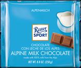 Ritter Sport Chocolate con leche