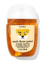 Handdesinfektionsgel  wash those paws!